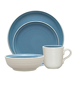 Noritake Colorava Blue Dinnerware Collection