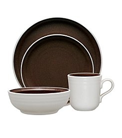 Noritake Colorvara Chocolate Dinnerware Collection