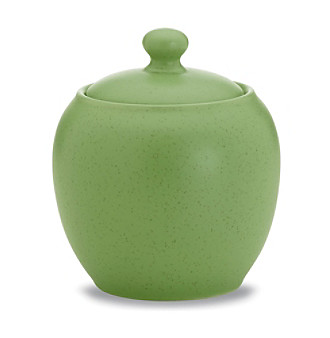 Noritake Colorwave Apple 13-oz. Covered Sugar Bowl