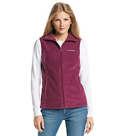 Columbia Benton Springs™ Fleece Vest Dark Raspberry