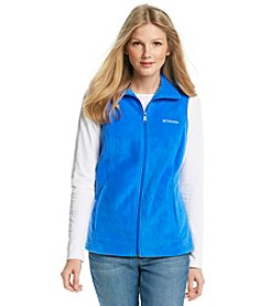 Columbia Benton Springs™ Fleece Vest Blue Macaw