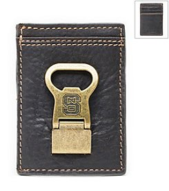 Jack Mason Men's North Carolina State University Gridiron Multicard Wallet