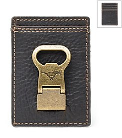 Jack Mason Men's Southern Methodist University Gridiron Multicard Wallet