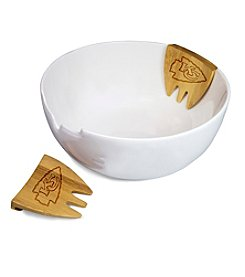 NFL® Kansas City Chiefs Romano Salad Bowl Set