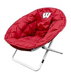 NCAA® University of Wisconsin Sphere Chair