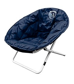 Logo Chair Sporting Kansas City Sphere Chair