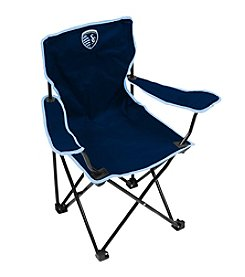 Logo Chair Sporting Kansas City Youth Chair