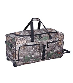 Realtree® Real Tree Camo Rolling Duffel