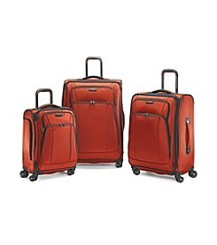Samsonite® DK 3 Orange Zest Luggage Collection + $50 Gift Card by Mail