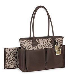 Carter's® Cheetah Tag It Satchel