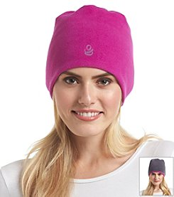 Cuddl Duds® Reversible Fleece Jersey Cap