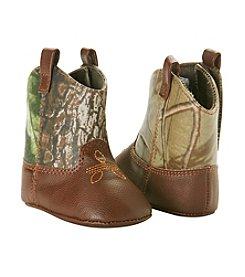 Cuddle Bear® Camouflage Prewalker Slippers