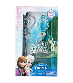 Disney® Frozen Tiara & Wand Set