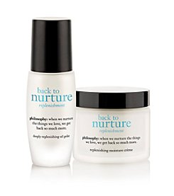 philosophy® Back To Nurture Trial Kit