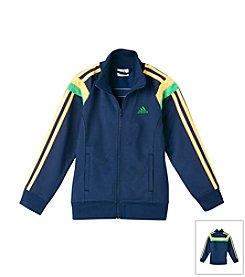 adidas® Boys' 2T-7X Tricot Jacket