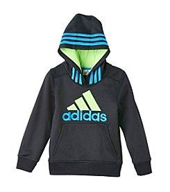 adidas® Boys' 2T-7X Logo Hoodie