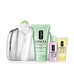 Clinique Cleansing By Clinique Skin Type 1/2 Gift Set (A $123 Value)
