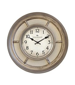 FirsTime Weathered Linen Clock