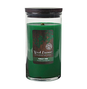 Wood Essence™ 17.5oz Forest Pine Candle