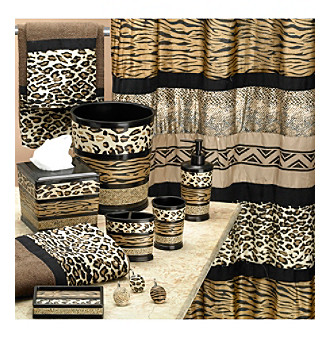 Exotic African Safari And Animal Print Towels And Accessories Pure Escape