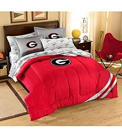 NCAA® University of Georgia Comforter Set