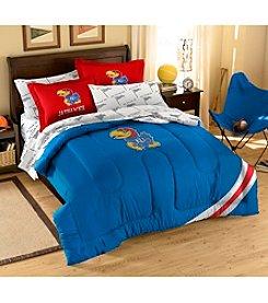 NCAA® University of Kansas Comforter Set