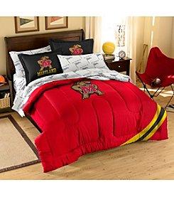 NCAA® Maryland University Comforter Set