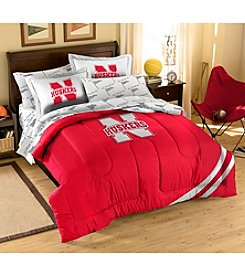 University of Nebraska Comforter Set