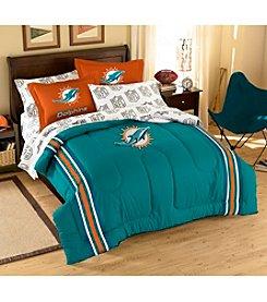 Miami Dolphins Comforter Set