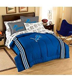 Detroit Lions Comforter Set