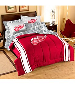 Detroit Red Wings Comforter Set