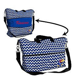 NCAA® University of Kansas Expandable Tote