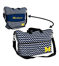 University of Michigan Logo Chair Expandable Tote