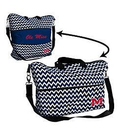 University of Mississippi Logo Chair Expandable Tote