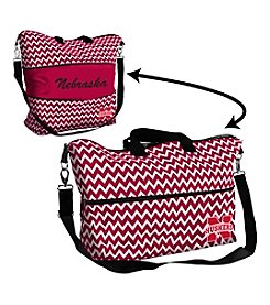 NCAA® University of Nebraska Expandable Tote