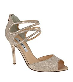 "Nina® ""Selby"" Social Peep-toe Sandals"