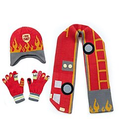 Kidorable™ Fireman Cold Weather Accessories