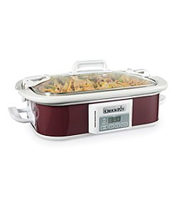 Crock-Pot® 3.5-Qt. Casserole Crock + $5 Cash Back by Mail see offer details