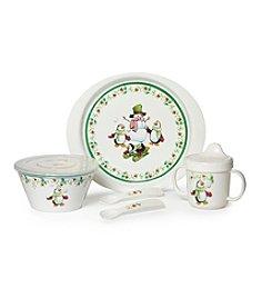 Pfaltzgraff® Winterberry Childrens 3-Pc. Dinnerware Set