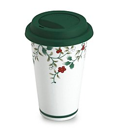 Pfaltzgraff® Winterberry Travel Mug