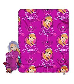 Northwest Company™ Disney™ Anna Frozen Hugger Throw