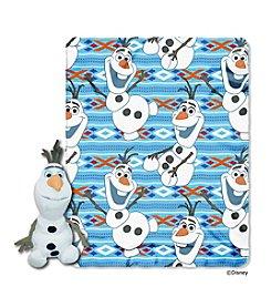 Northwest Company™ Disney™ Olaf Frozen Hugger Throw