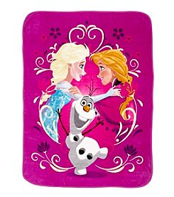 Disney™ Frozen Happy Family Super Plush Throw