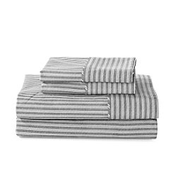 Tommy Hilfiger® Sidgwick Dove Stripe Sheet Set