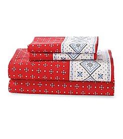 Tommy Hilfiger® Londonderry Redcoat Sheet Set