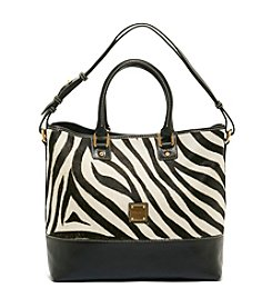 Dooney & Bourke® Zebra Shopper
