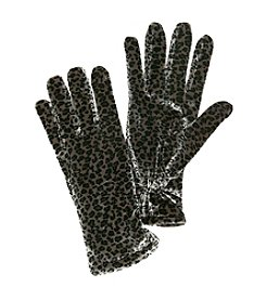 Cejon® Animal Print Velvet Gloves