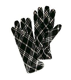 Cejon® Plaid Velvet Gloves