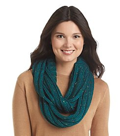 Echo Design Color Speckle Loop Scarf