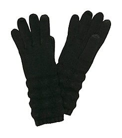 Echo Design Soft Diamond Stitch Touch Gloves